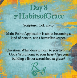 Habits of Grace8
